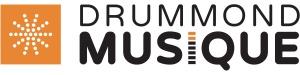 Logo Drummond Musique