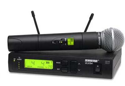 Micros sans fil Shure